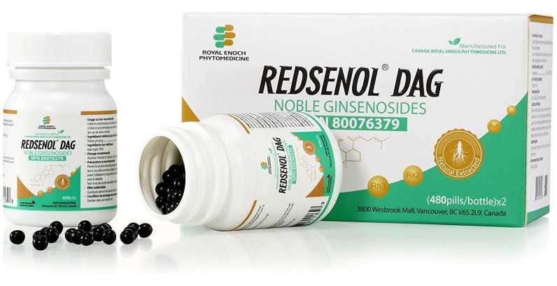 Advantages and directions for Redsenol Dag Sublingual Pills